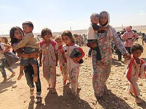 45 Bin Suriyeli Kürt Türkiye Topraklarına Girdi