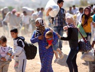 Sınırı Geçen Suriyeli Kürt Sayısı 60 Bini Aştı