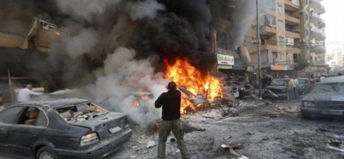Lübnan'da Hizbullah'a Canlı Bomba Eylemi: 3 Ölü