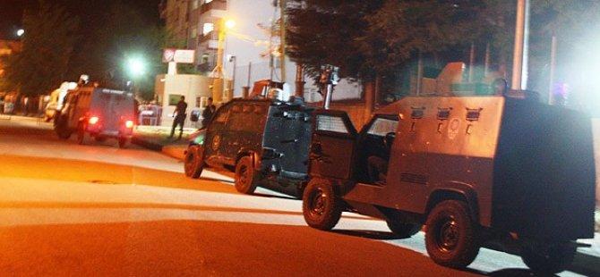 Siirt'te Polis Lojmanlarına Saldırı