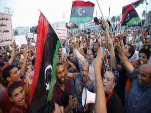 Libya'da Fosfor Bombası İddiası