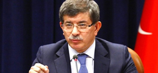 """Başbakan Davutoğlu: """"En Kritik Dönemde Gensoru Verdiler"""""""