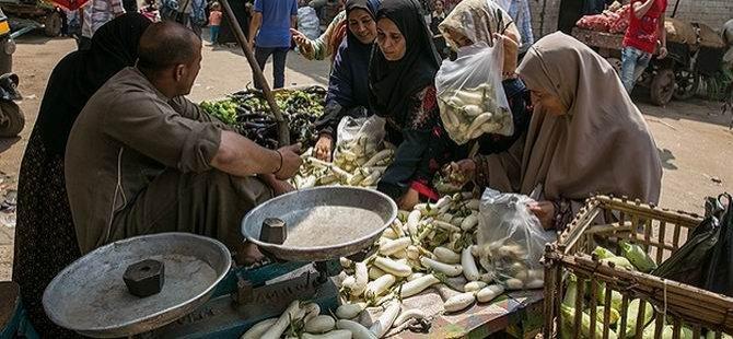 Mısır'da Geçim Sıkıntısı Artıyor