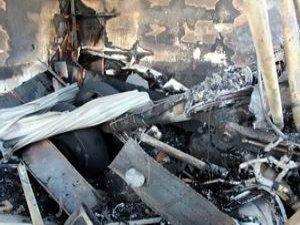 İsrail Suriye Savaş Uçağını Düşürdü