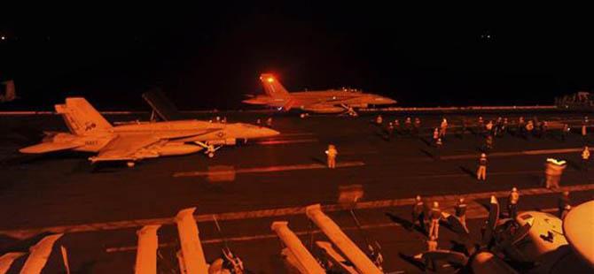 ABD'nin IŞİD Saldırısının Ayrıntıları