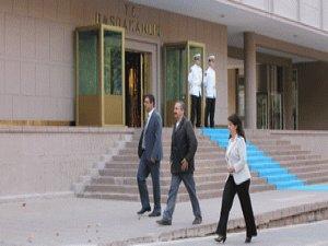 Başbakan Yardımcısı Akdoğan HDP'lilerle Görüştü
