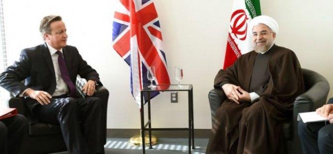 Suriye'ye Saldırı İngiltere İle İran'ı Yakınlaştırmış