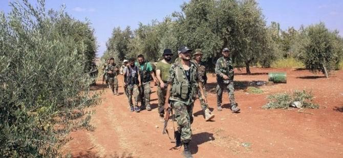 Suriye Rejimi Adra'yı Geri Aldı