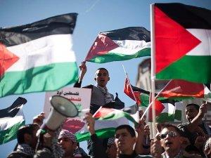 Hamas'tan Aksa İçin Öfke Gösterilerine Çağrı