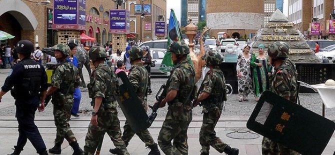 Muş'tan Doğu Türkistan'daki Zulme Tepki