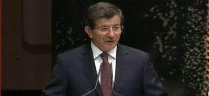 """Davutoğlu: """"PYD-Esed İşbirliği IŞİD'i Büyüttü!"""""""
