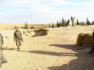 İşgal Uçakları Kobani'deki IŞİD Mevzilerini Vurdu