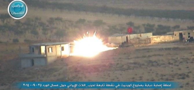 Nusra'dan Hizbullah'a Operasyon: Onlarca Ölü ve Yaralı