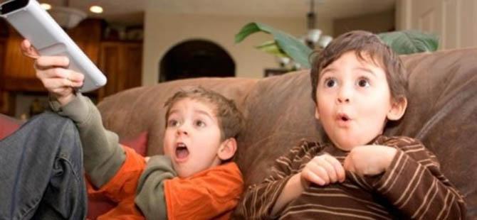 RTÜK'ten Çocuklara Televizyon Uyarısı