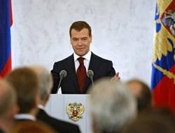 İsrailden Medvedeve Tehdit
