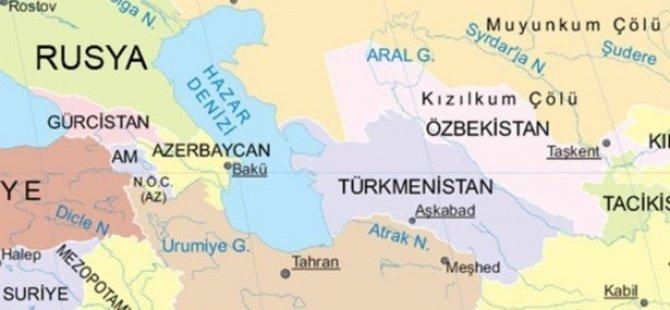 """5 Ülke Astrahan'da """"Hazar""""ı Paylaşacaklar"""