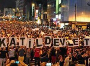 """""""Katil Devlet"""" Sloganı Artık Suç Değil"""