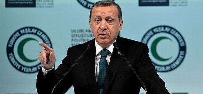 Erdoğan: AİHM'in Aldığı Karar Yanlıştır