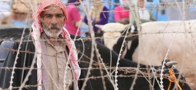 Suriyeli Kürtlerin Yumurtalık'tan Girişleri Başladı