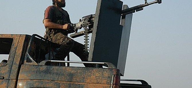 Suriye'de 37 Rejim Askeri Öldürüldü