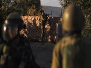 Batı Şeria'da İsrail Baskınları