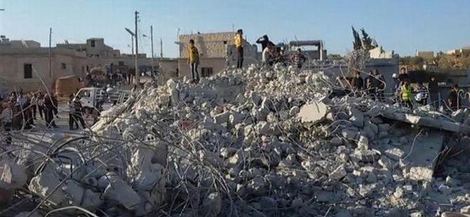 İşgalci ABD Suriye Muhalefetini Vurmayı Sürdürüyor