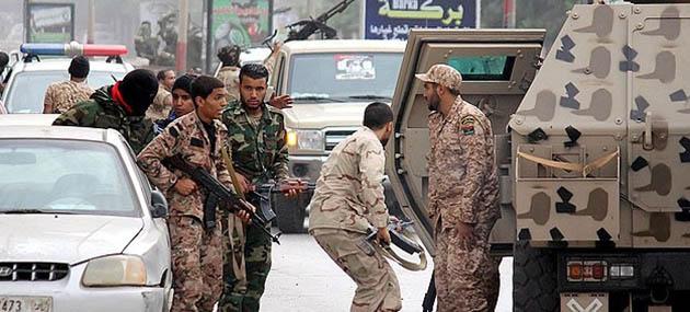 Bingazi Devrimcileri Tobruk Hükümeti İle Görüşmeyecek