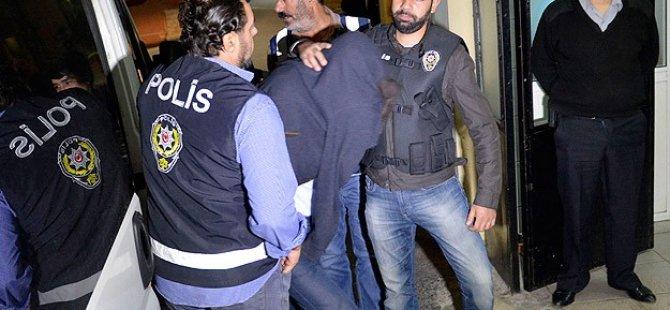 Usulsüzlük Operasyonunda 28 Kişi Gözaltında