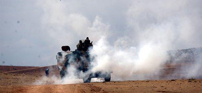 IŞİD Kobani'nin Kenar Mahallelerine Kadar Ulaştı