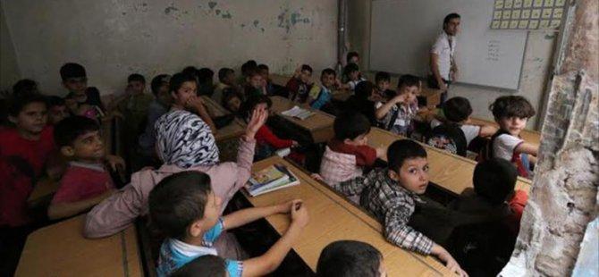 Halep'te Sadece 20 Okul Kaldı