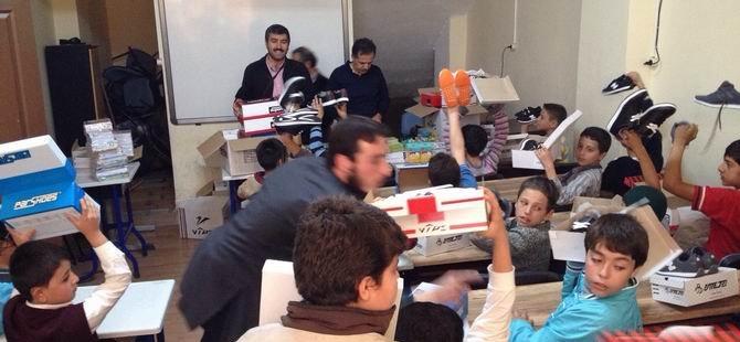 Azim ve Güzellik Yumağı; Ankara'da Suriye Okulu