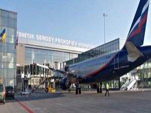Donetsk Havaalanında Çatışmalar Sürüyor