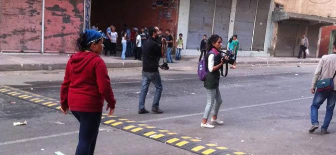 Diyarbakır'da Esnafı Fişleyen Muhabirlere Tepki