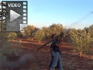 Hama'da Rejim Uçağı Düşürüldü