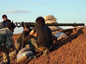 Direnişçiler Halep'in Güneyinde İlerliyor