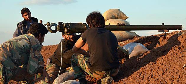 Halep'te Direnişçiler İle Rejim Arasında Şiddetli Çatışmalar