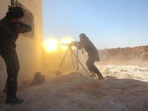 Halep Çevresinde Şiddetli Çatışmalar Yaşanıyor