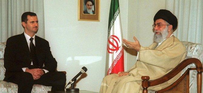 Esed'den Katliam Ortağı İran'a Şiilik Jesti!