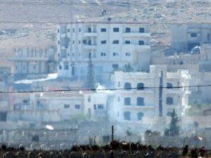 ABD, Kobani'deki IŞİD Mevzilerini Bombaladı!