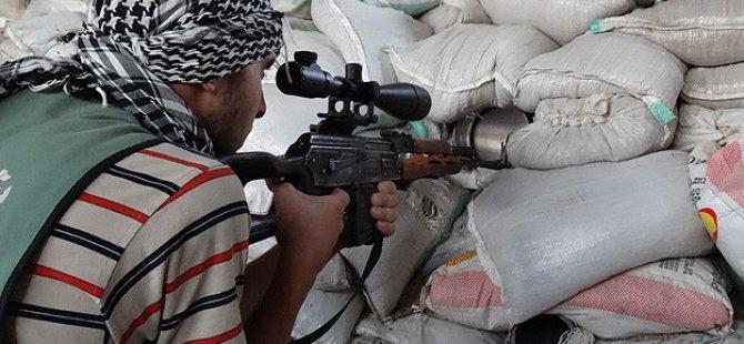 Dera'da 30'dan Fazla Rejim Askeri Öldürüldü