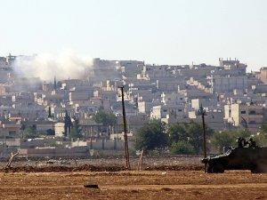 IŞİD Kobani'nin Merkezine İlerliyor