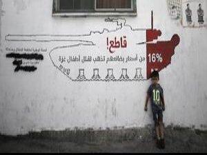 Gazze'de İşgale Dijital Sanatla Direniş (FOTO)