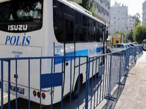 Antalya'da 7 Polis Serbest