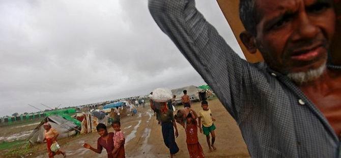 Rohingyalara Göçmenlik Baskısı