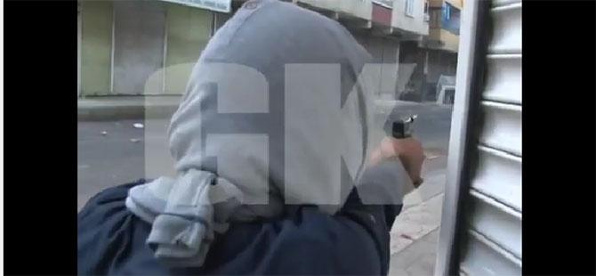 PKK'lıların Köy-Der Saldırısının Görüntüleri (VİDEO)
