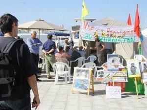 """""""Eylem Yapacağınıza, Gidin IŞİD'e Karşı Savaşın!"""""""