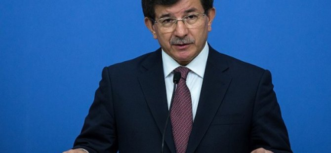"""Davutoğlu: """"Süreci Vandalizme Kurban Ettirmeyiz"""""""