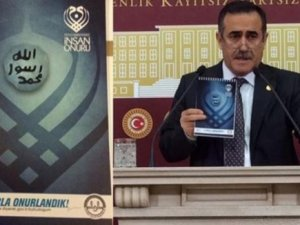 Bir Provokasyon da CHP'li Müftü Özkes'ten