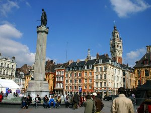 Fransa'nın Lille Kentinden İsrail'e Tepki