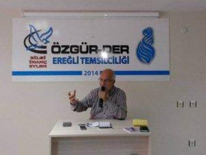 """Ereğli'de """"İslami Algılamada Sabiteler-Değişkenler"""" Semineri"""
